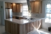 Kitchen with natural Hickory