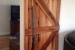 Interior barn door made with Pecky Cypress